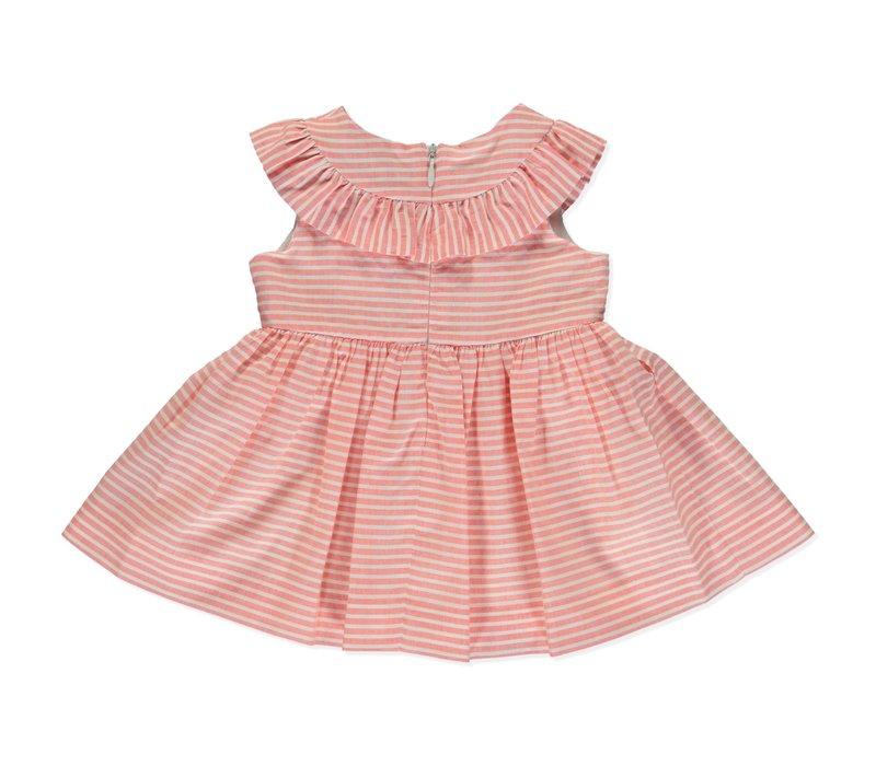 Pureté Du Bébé Girl's 2PCS DressPE20
