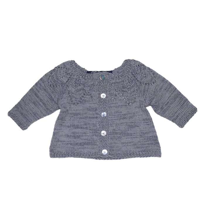 Lili Gaufrette Girl's Sweater