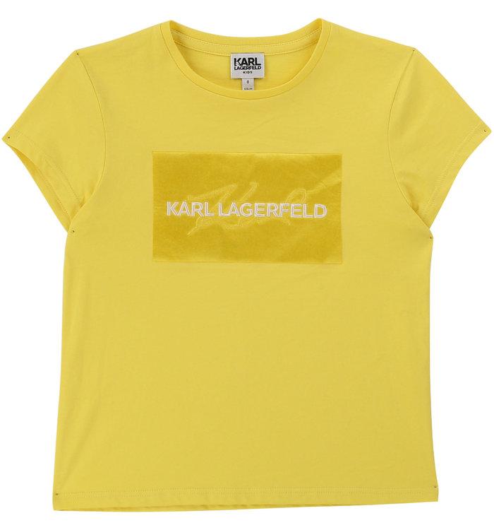 Karl Lagerfeld Karl Lagerfeld Girl's T-Shirt, PE20