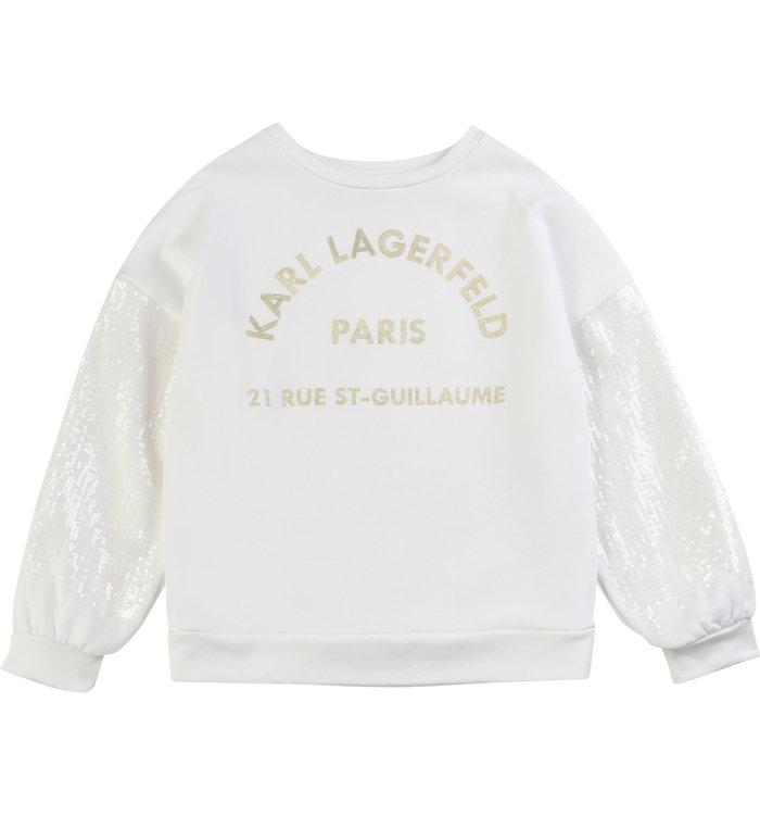Karl Lagerfeld Chandail Fille Karl Lagerfeld, PE20