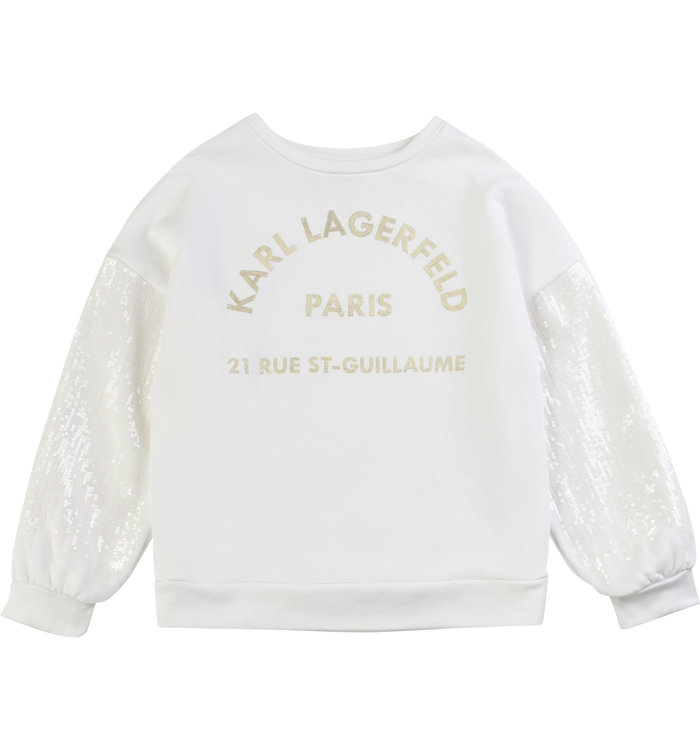 Karl Lagerfeld Karl Lagerfeld Girl's Sweater, PE20