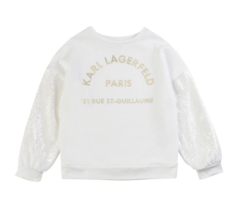 Karl Lagerfeld Girl's Sweater, PE20