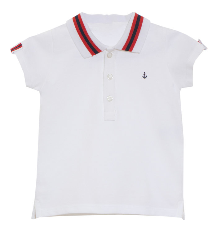 Patachou Patachou Boy's Polo T-Shirt, PE20