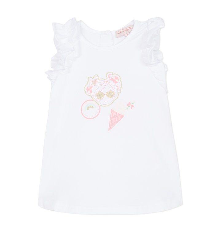 Lili Gaufrette Lili Gaufrette Girl's Dress, PE20