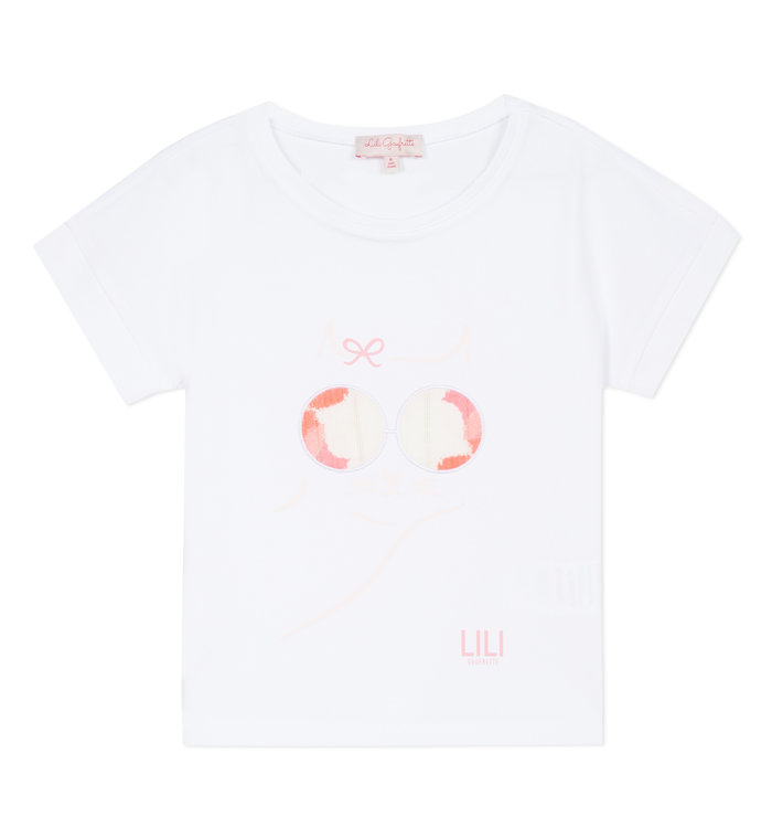 Lili Gaufrette T-Shirt Fille Lili Gaufrette, PE20