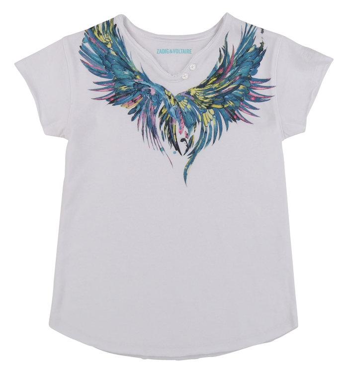 Zadig & Voltaire T-Shirt Fille Zadig & Voltaire, PE20