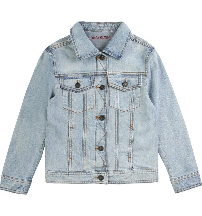 Zadig & Voltaire Zadig & Voltaire Girl's Jacket, PE20
