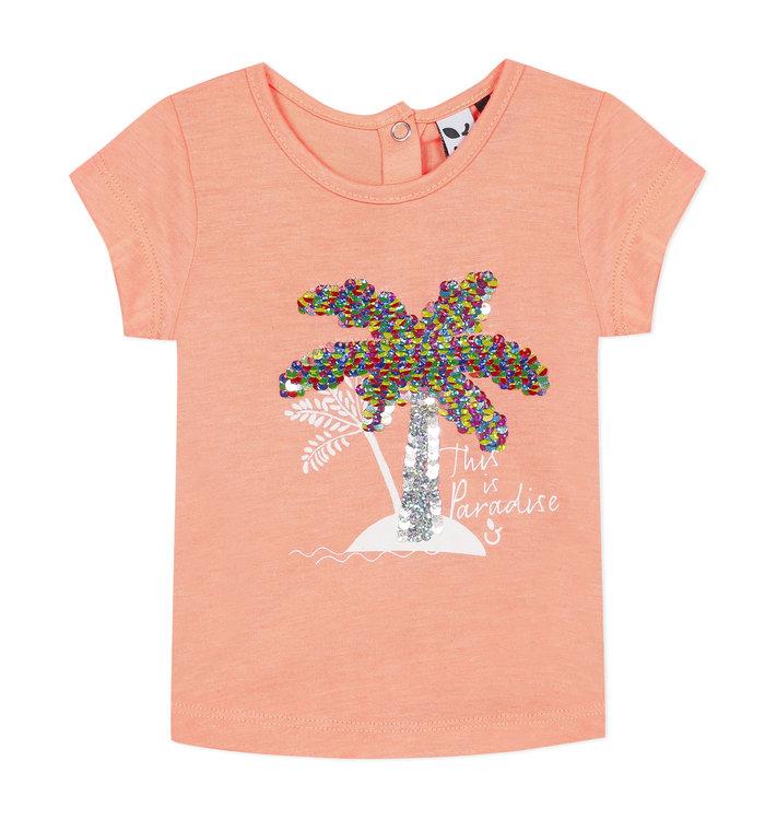 3 pommes 3 Pommes Girl's T-Shirt, PE20