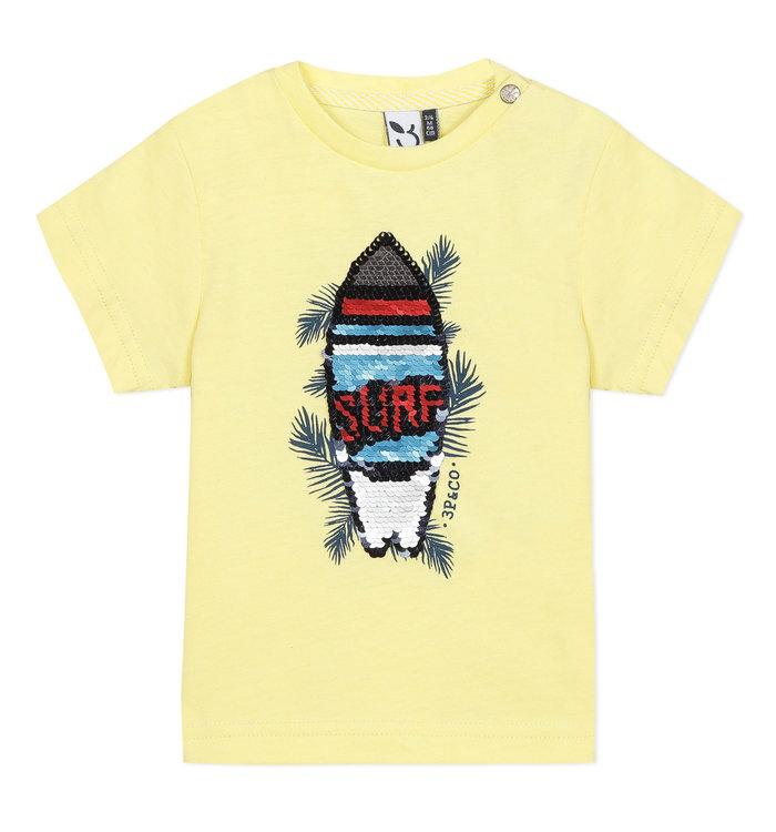 3 pommes 3 Pommes Boy's T-Shirt, PE20
