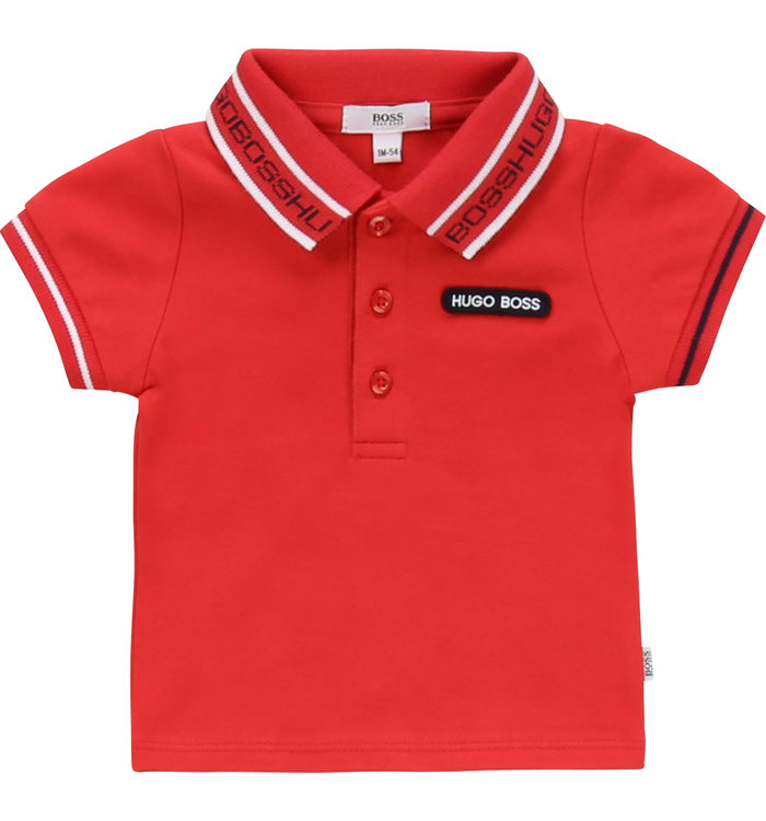 Hugo Boss Polo Garçon Hugo Boss, PE20
