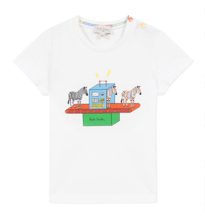Paul Smith Paul Smith Boy's T-Shirt, PE20