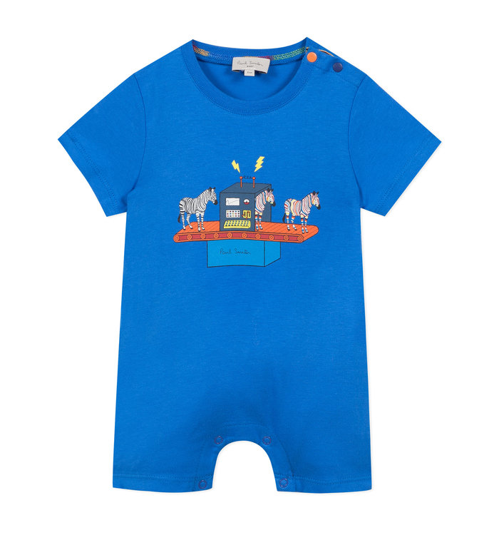 Paul Smith Paul Smith Boy's Romper, PE20