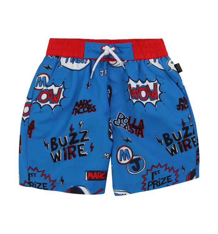 Little Marc Jacob Little Marc Jacobs Boy's Swimsuit, PE20