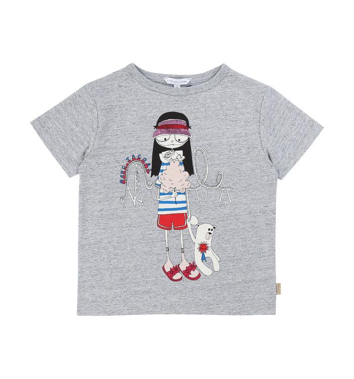 Little Marc Jacob T-Shirt Fille Little Marc Jacobs, PE20