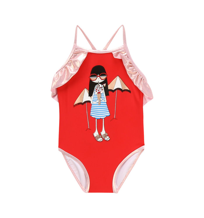 Little Marc Jacob Maillot de Bain Fille Little Marc Jacobs, PE20