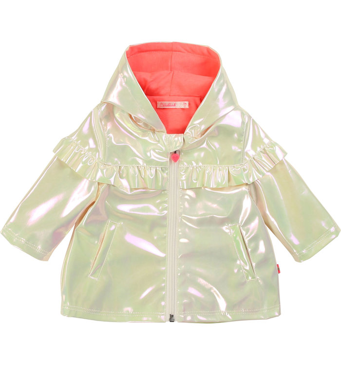 Billieblush Girl's Rain Coat, PE20