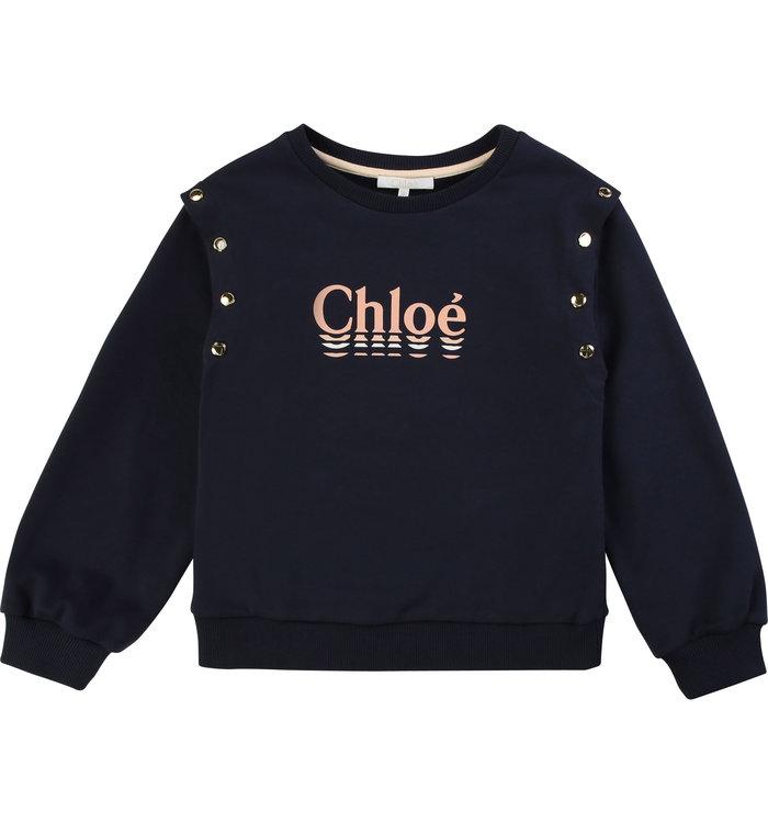 Chloé Chandail Fille Chloé, PE20