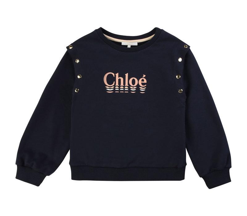 Chloé Girl's Sweater, PE20