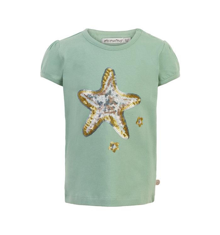 Minymo Minymo Girl's T-Shirt, PE20