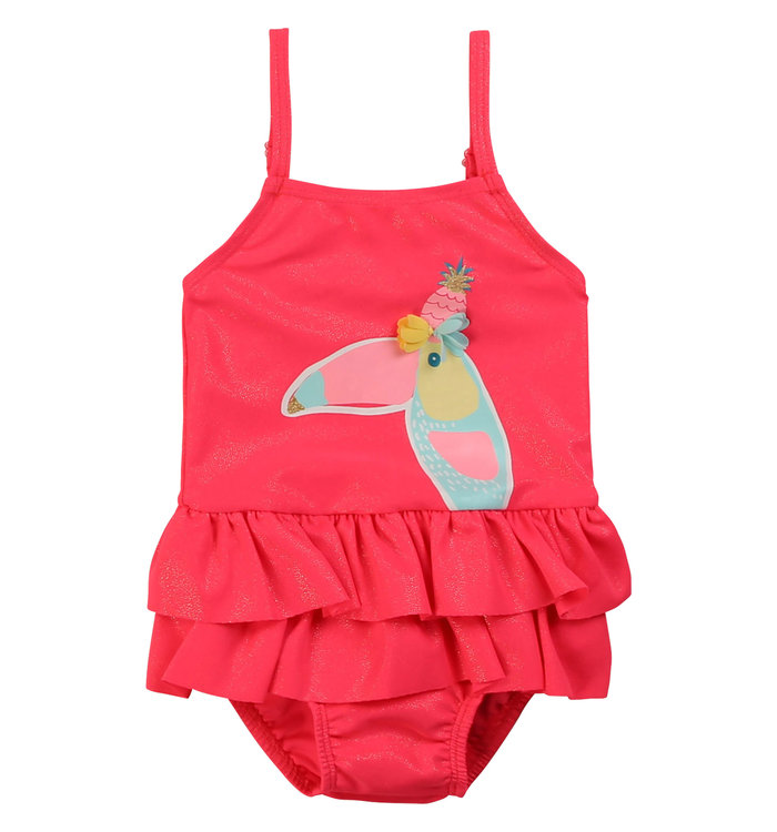 Billieblush Billieblush Girls Bathing Suit, CR