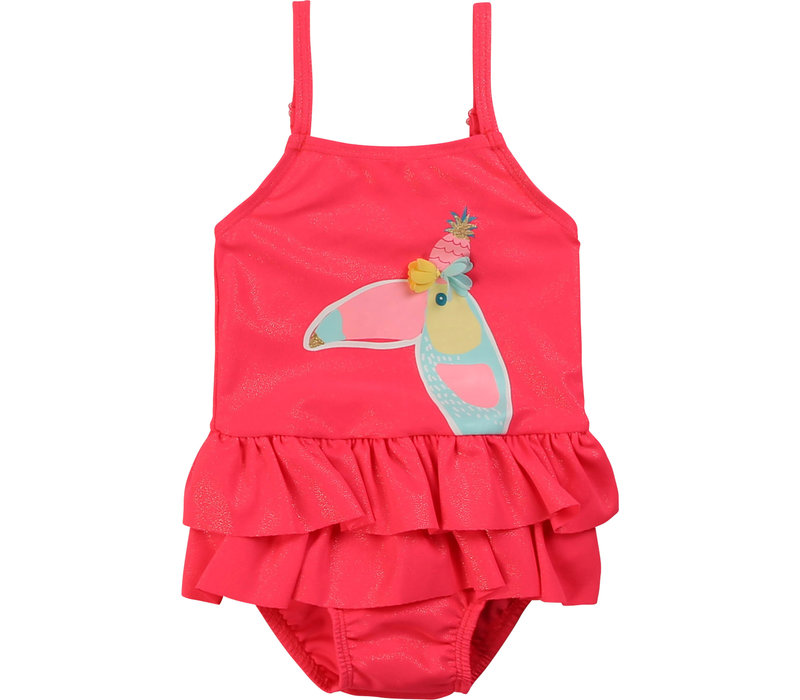 Billieblush Girls Bathing Suit, CR
