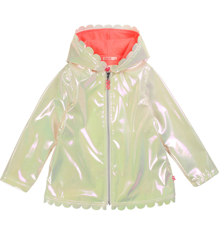 Billieblush Billieblush Girls Raincoat, CR