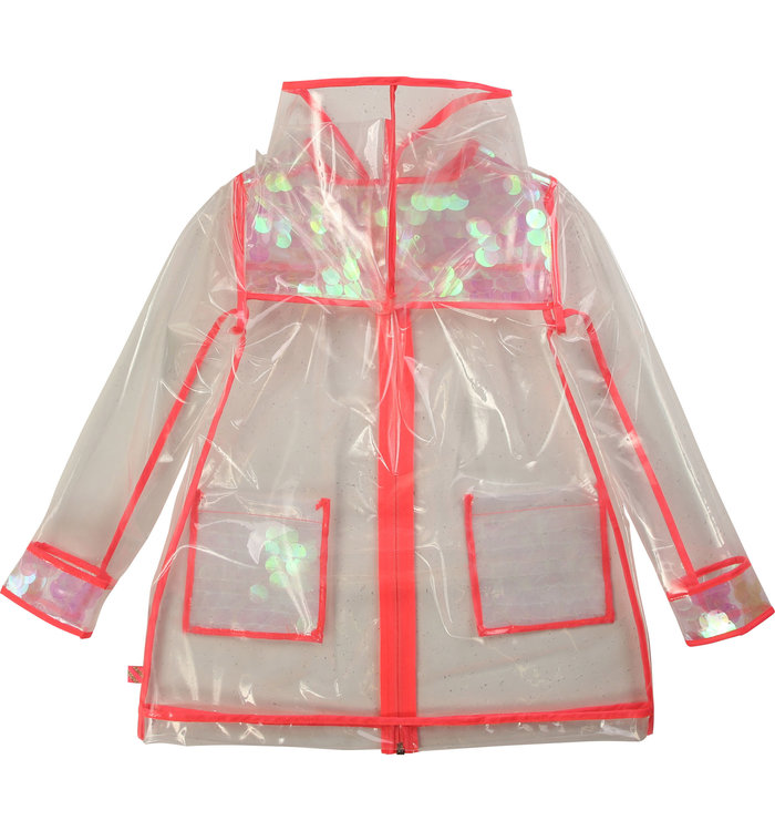 Billieblush Billieblush Girl's Raincoat, CR