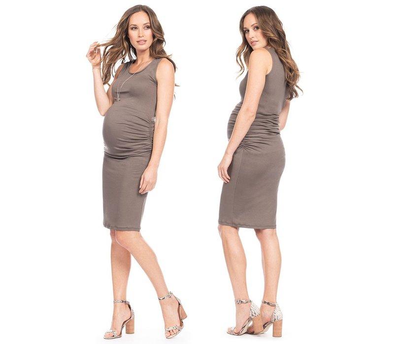 Séraphine Maternity Dress & Cardigan, CR
