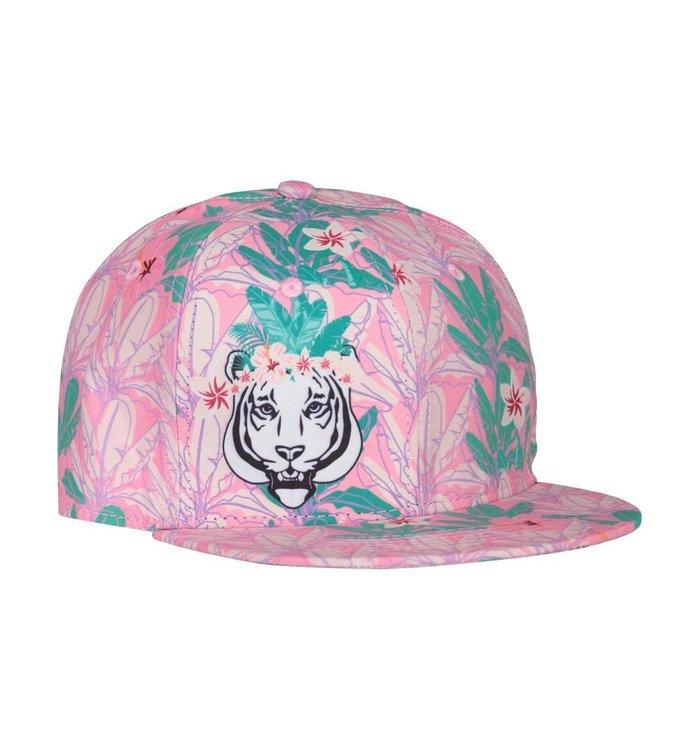 Birdz Birdz Pink Tiger Cap