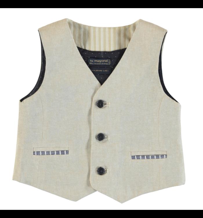 Mayoral Boys Mayoral Vest, CR