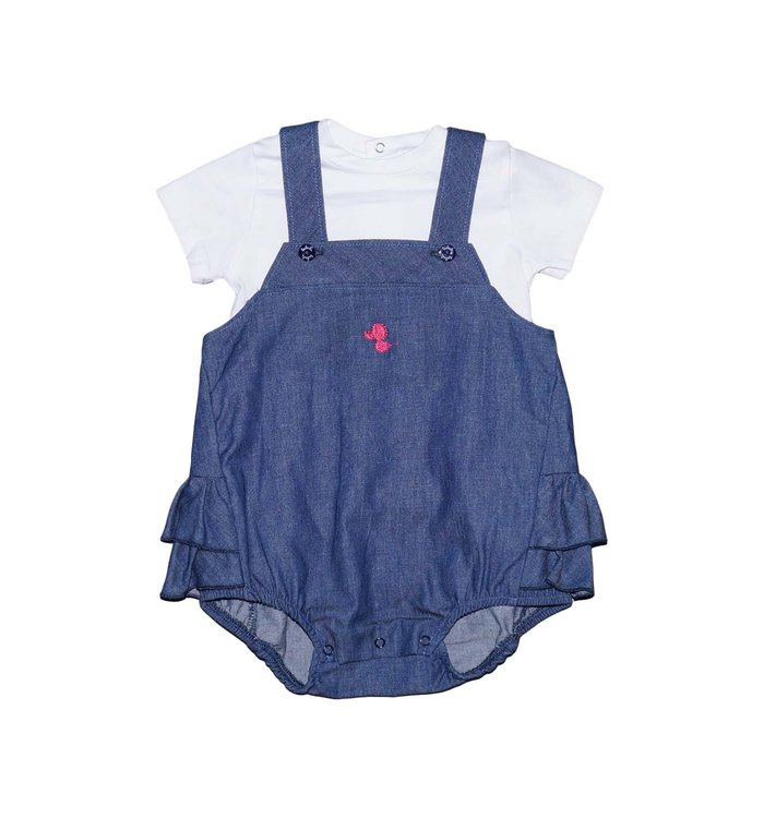 Lalalu Lalalu Girl's 2 Piece Set, PE20