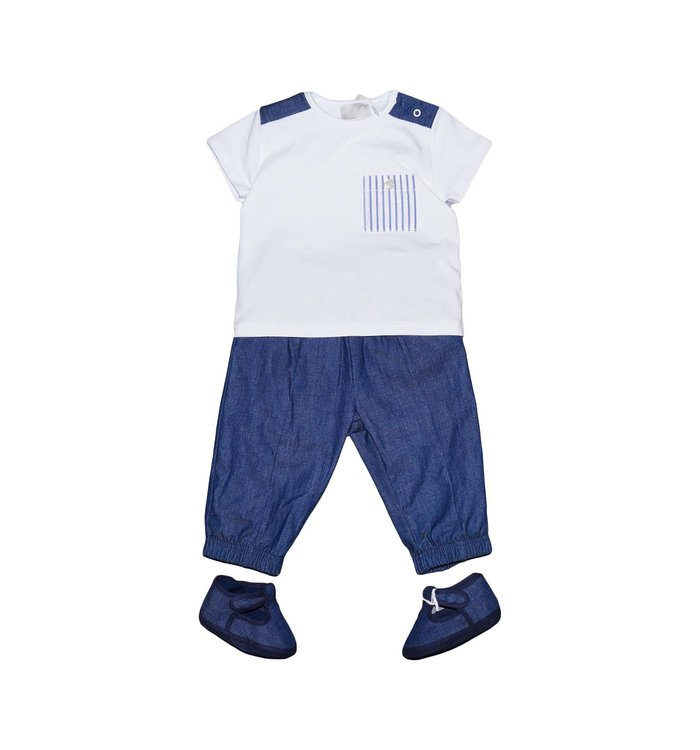 Lalalu Lalalu Boy's 3 Piece Set, PE20