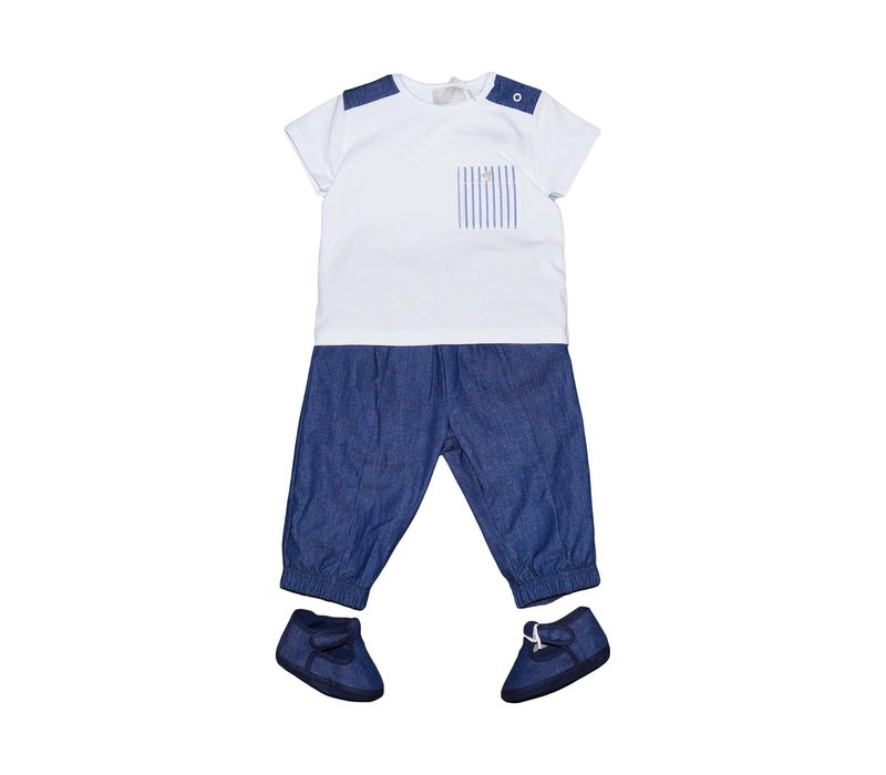 Lalalu Boy's 3 Piece Set, PE20