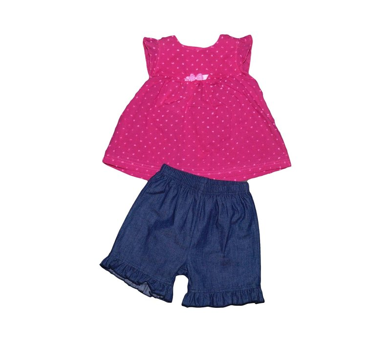 Lalalu Girl's 2 Piece Set, PE20