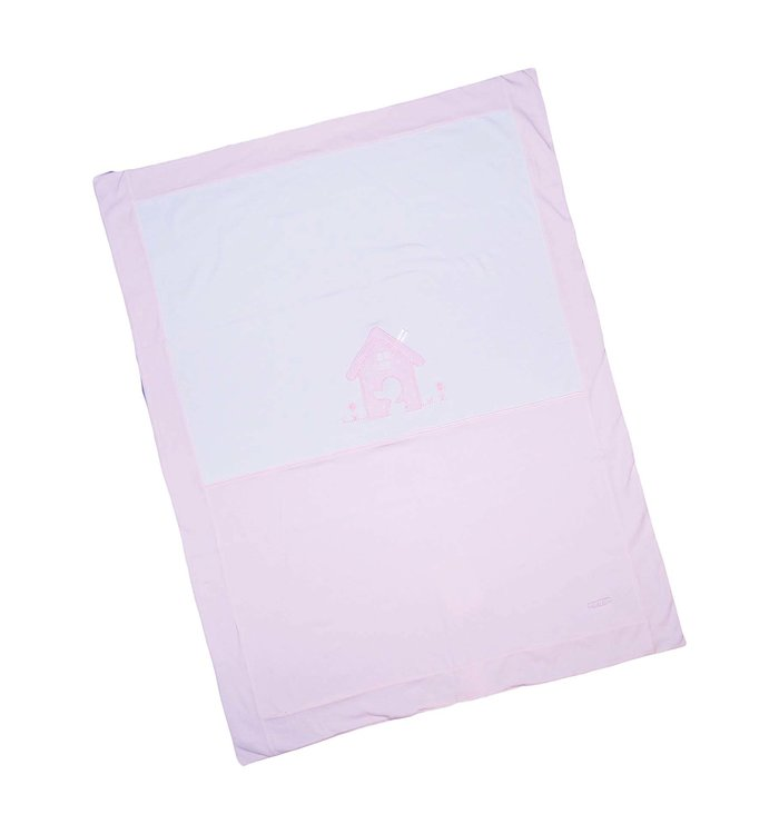 Lalalu Lalalu Girl's Blanket, PE20