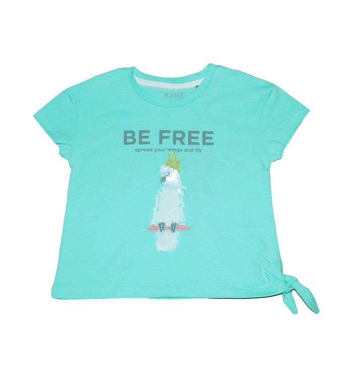 Kanz Kanz Girl's T-Shirt, PE20