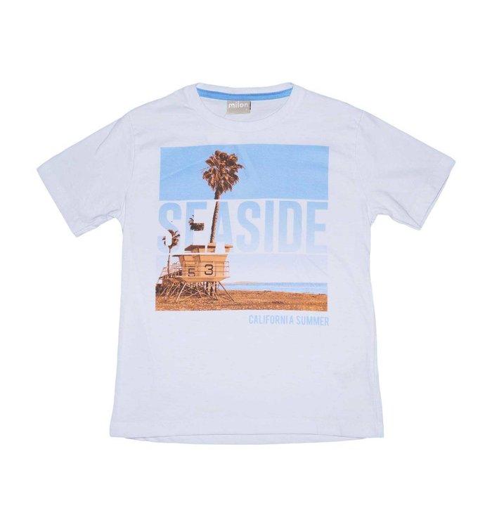milon Milon Boy's T-Shirt, PE20