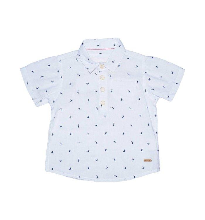 milon Milon Boy's Shirt, PE20