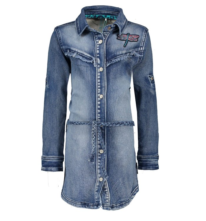 B.Nosy Tunique Jeans Fille B.Nosy