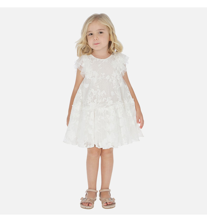 Mayoral Mayoral Girl's Dress, CR