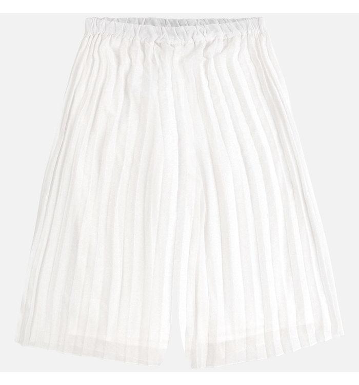 Mayoral Mayoral Girl's Palazzo Skirt, CR