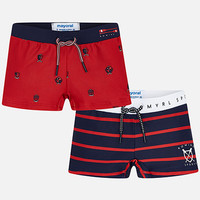 Mayoral Boy's Set of 2 Swimsuit, CR