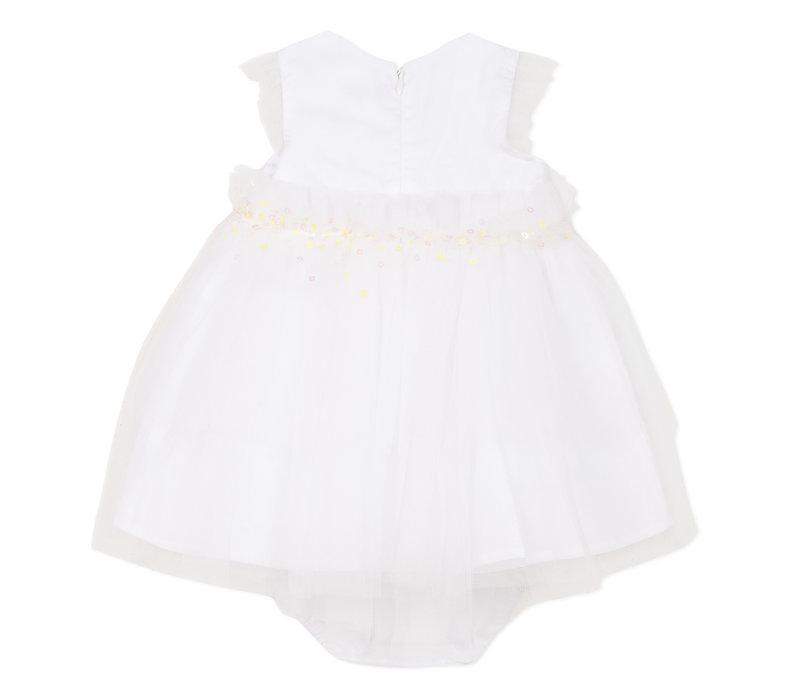 Lili Gaufrette Girl's Dress, CR