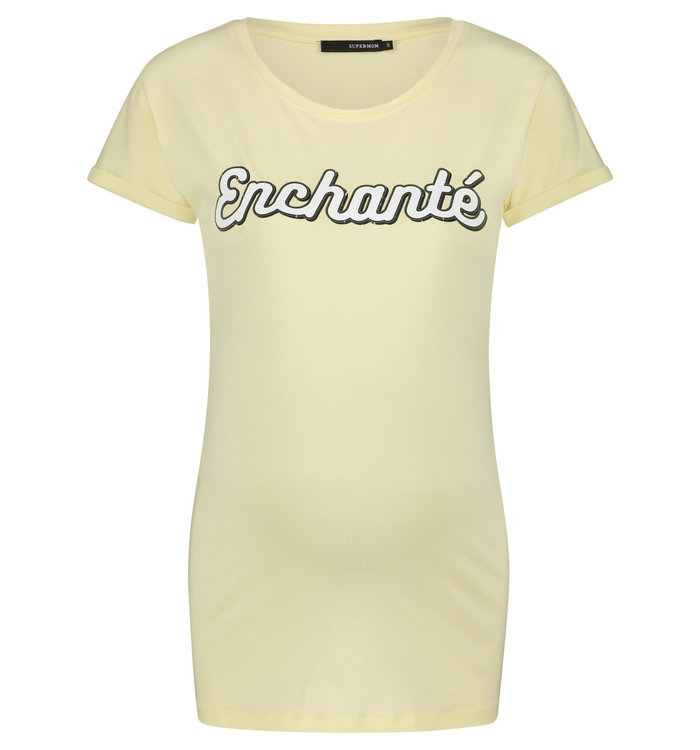 Noppies/Maternité T-Shirt Maternité Supermom, PE20