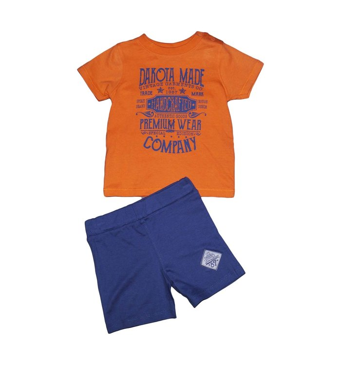 Blue Seven Boy's 2-piece set