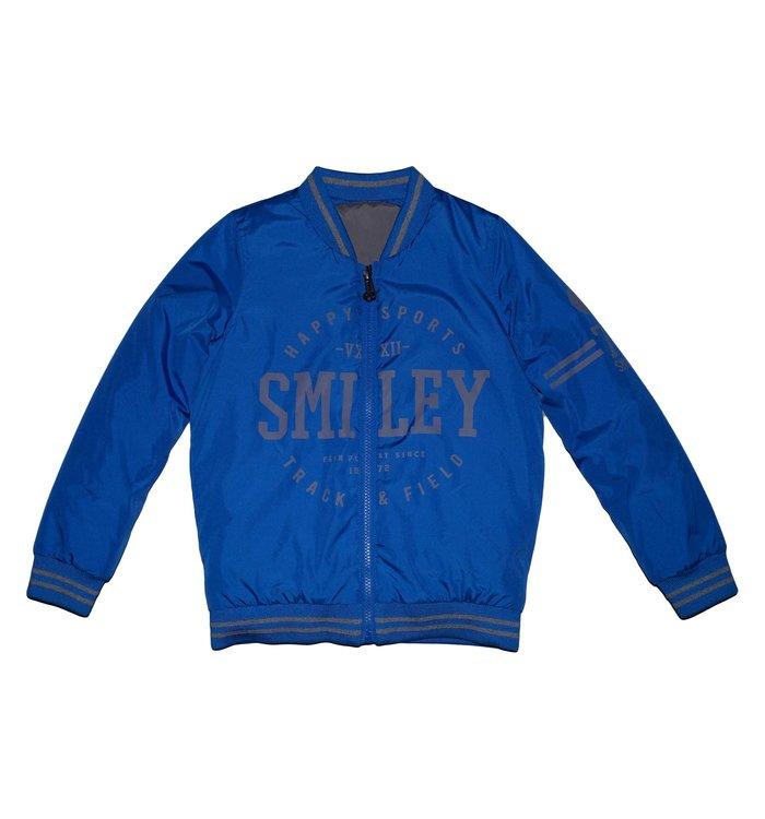Smiley  Boy's Coat