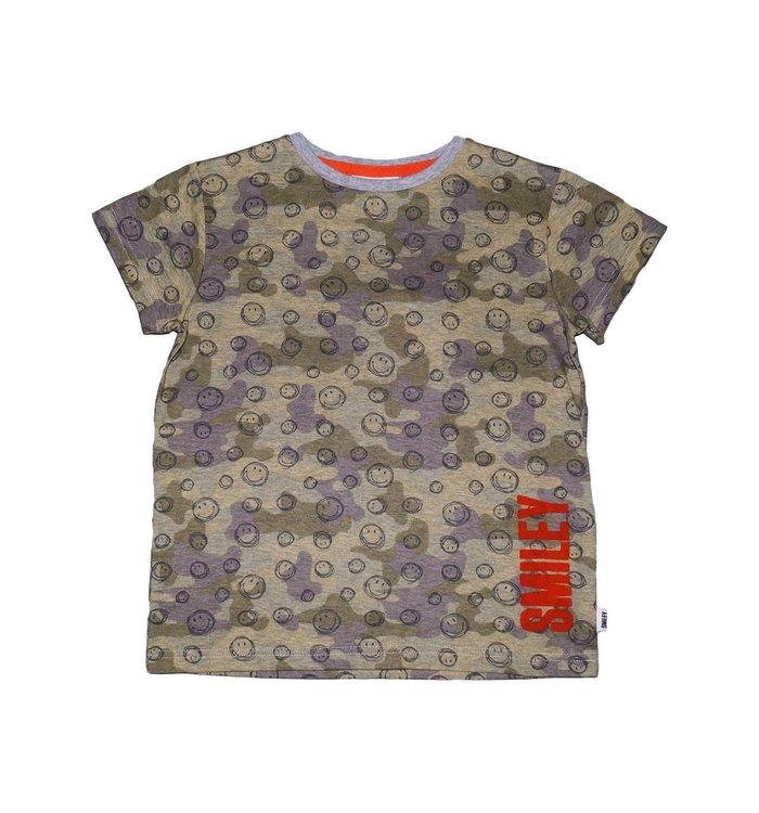 Smiley Boy's T-Shirt