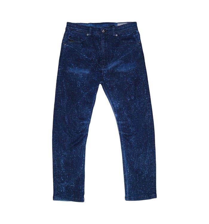 Diesel Pantalon en Denim Stretch Garçon Diesel