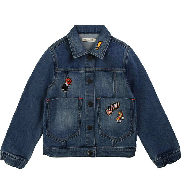 Billybandit Billybandit Boy's Jacket
