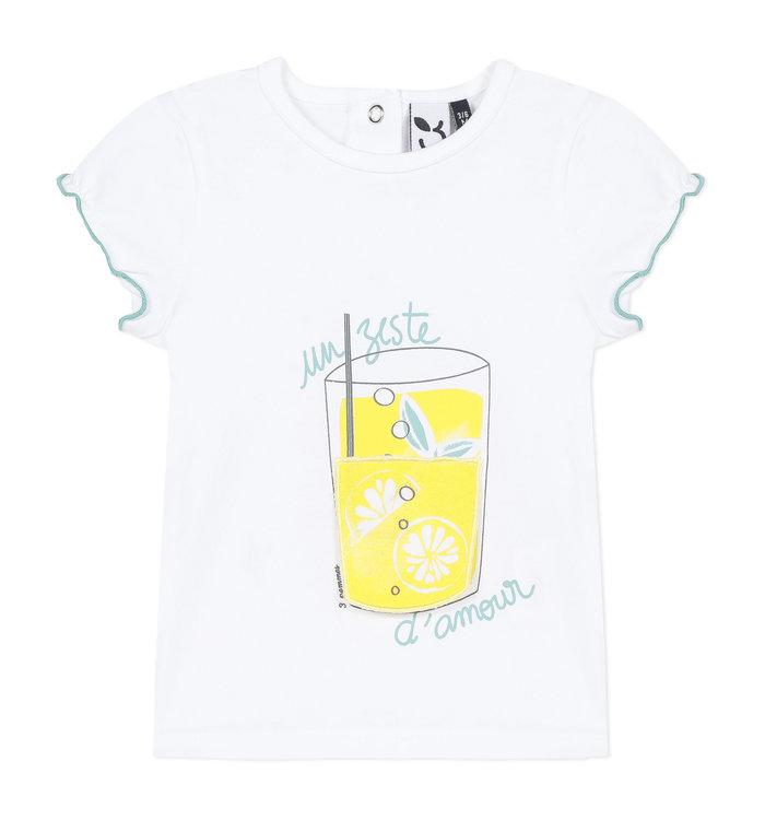 3 pommes 3 Pommes Girl's T-Shirt